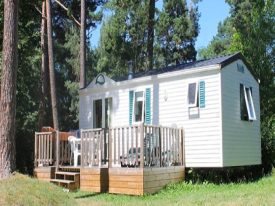 A vendre camping boisé de 7 hectares aux portes de Paris!